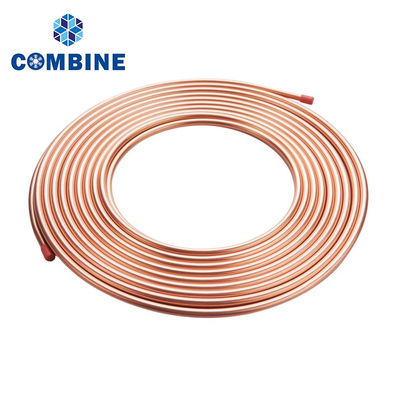 Pancake Coil Copper Tube
